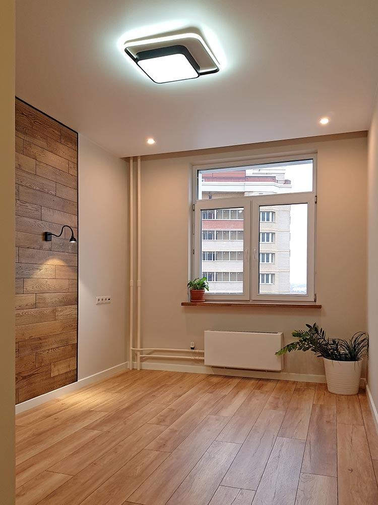 Ремонт в двухкомнатной квартире