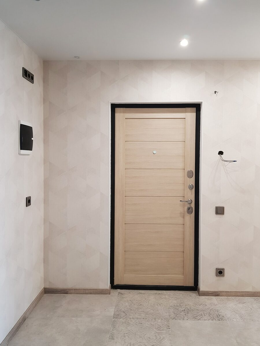 Ремонт двухкомнатной квартиры ЖК «Мир Митино»