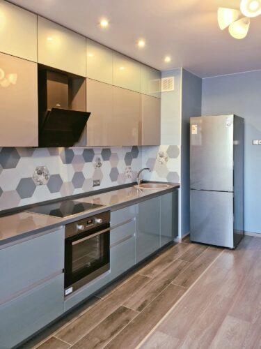 Отделку трехкомнатной квартиры 90м2