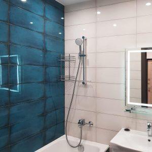 Ремонт двухкомнатной квартиры под ключ в ЖК «Мир Митино»