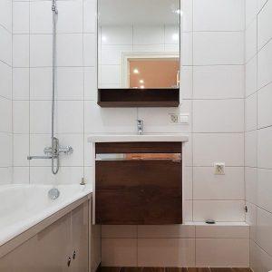 Отделка однокомнатной квартиры. Мир Митино (2)