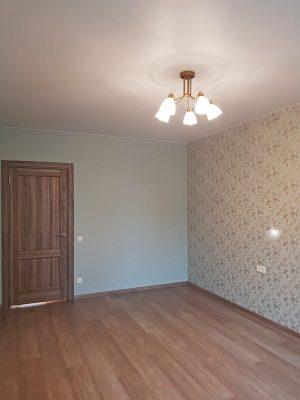 Отделку трехкомнатной квартиры общей 90м2