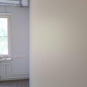 Частичный ремонт двухкомнатной квартиры. ул. Молостовых